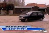 Nhiên liệu khí lạnh cho xe hơi