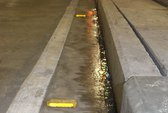 Đường hầm sông Sài Gòn nghi bị thấm nước