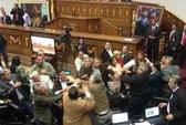 Nghị sĩ Venezuela ẩu đả vì kết quả bầu cử