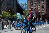 """New York """"chia sẻ xe đạp"""""""