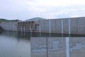 Đập thủy điện Sông Tranh 2 lại nứt?