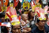 Làn sóng Philippines phản đối Trung Quốc