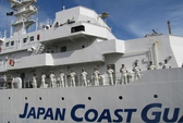 Tàu Cảnh sát biển Nhật Bản cập cảng Tiên Sa