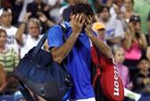 Mùa Grand Slam trắng tay của Federer
