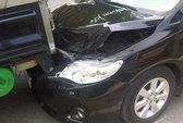 Tránh người đi bộ, 3 xe bị tai nạn liên hoàn