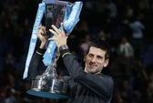 """Djokovic: """"Chiến thắng này dành tặng cho cha tôi"""""""