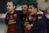 La Liga xuất sắc nhất năm 2012