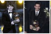 Messi xô đổ kỷ lục Quả bóng vàng