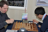 Quang Liêm thua đương kim vô địch
