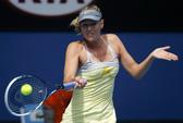 Úc mở rộng 2013: Sharapova thắng áp đảo trận ra quân