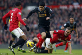 "Liverpool sẽ ""trảm"" vua ăn vạ Luis Suarez?"