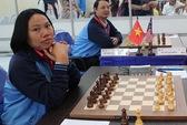Thanh An dẫn đầu bảng nữ vòng loại World Cup cờ vua