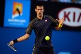 Úc mở rộng 2013: Thắng dễ Ferrer, Djokovic tiến vào chung kết