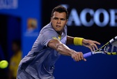 Úc mở rộng 2013: Tsonga không thể cản nổi Federer