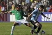 Messi hỏng ăn, Argentina lại mất điểm ở La Paz