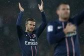 Beckham trình làng hoàn hảo ở PSG