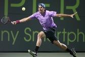 Lão tướng Haas lật đổ đương kim vô địch Djokovic