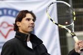 Rafa Nadal lần thứ hai về nhì