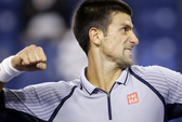 Djokovic mơ cú đúp hat-trick