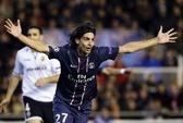 Thẻ đỏ của Ibrahimovic khiến PSG kém vui