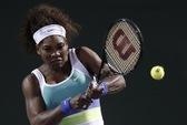 Serena: Rào cản của Sharapova ở chung kết