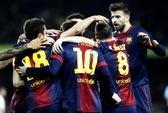 Barca - Vallecano 3-1: Kỷ lục gia Messi ghi cú đúp