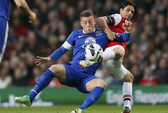 Arsenal - Everton 0-0: Emirates ngày không bàn thắng