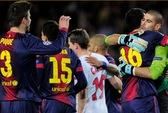 Cư dân mạng không tin Barcelona vào chung kết Champions League