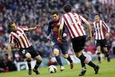Barcelona nhạt nhòa, chức vô địch Liga vẫn phải chờ