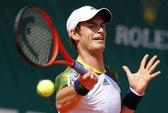 Địa chấn ở Monte Carlo: Murray thảm bại