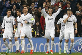 Real Madrid lại vướng nghi án tẩy thẻ