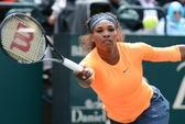 Thắng chị, Serena vào chung kết WTA Charleston