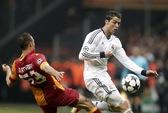 Ronaldo giúp Real Madrid thoát hiểm ở Thổ Nhĩ Kỳ