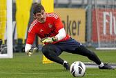 Iker Casillas được tôn vinh
