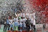 Lazio đoạt Cúp Quốc gia Ý lần thứ sáu