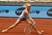Suýt có biến ở tứ kết đơn nữ Madrid Open