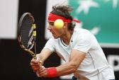 Nadal thoát hiểm, Djokovic ung dung vào tứ kết Rome Open