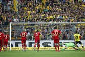 Dortmund và Bayern chia điểm ở Signal-Iduna Park