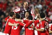 Benfica ngược dòng, vượt mặt Fenerbahce vào chung kết