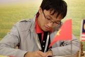 Tuyển cờ vua Việt Nam khởi đầu thuận lợi