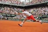 Nadal mất 1 ván ngay trận mở màn Pháp mở rộng 2013