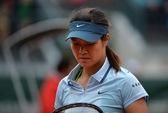"""Nữ """"dị nhân"""" loại Li Na ngay vòng 2 Pháp mở rộng 2013"""