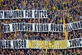 Gotze bỏ trận chung kết Champions League, CĐV Dortmund càng nổi giận