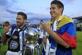 """Porto thu lợi """"khủng"""" từ chuyển nhượng cầu thủ"""