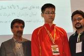 Các kỳ thủ trẻ Việt Nam giành 4 ngôi vô địch châu Á