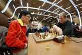 Quang Liêm dẫn đầu thế giới nội dung cờ chớp