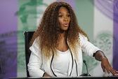 Serena Wiliams phải xin lỗi Sharapova vì lỡ lời