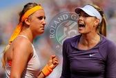 Sharapova vào chung kết năm thứ nhì liên tiếp, đối mặt Serena