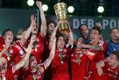 Bayern Munich giành cú ăn ba lịch sử