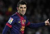 David Villa bất ngờ về Atletico Madrid với giá rẻ